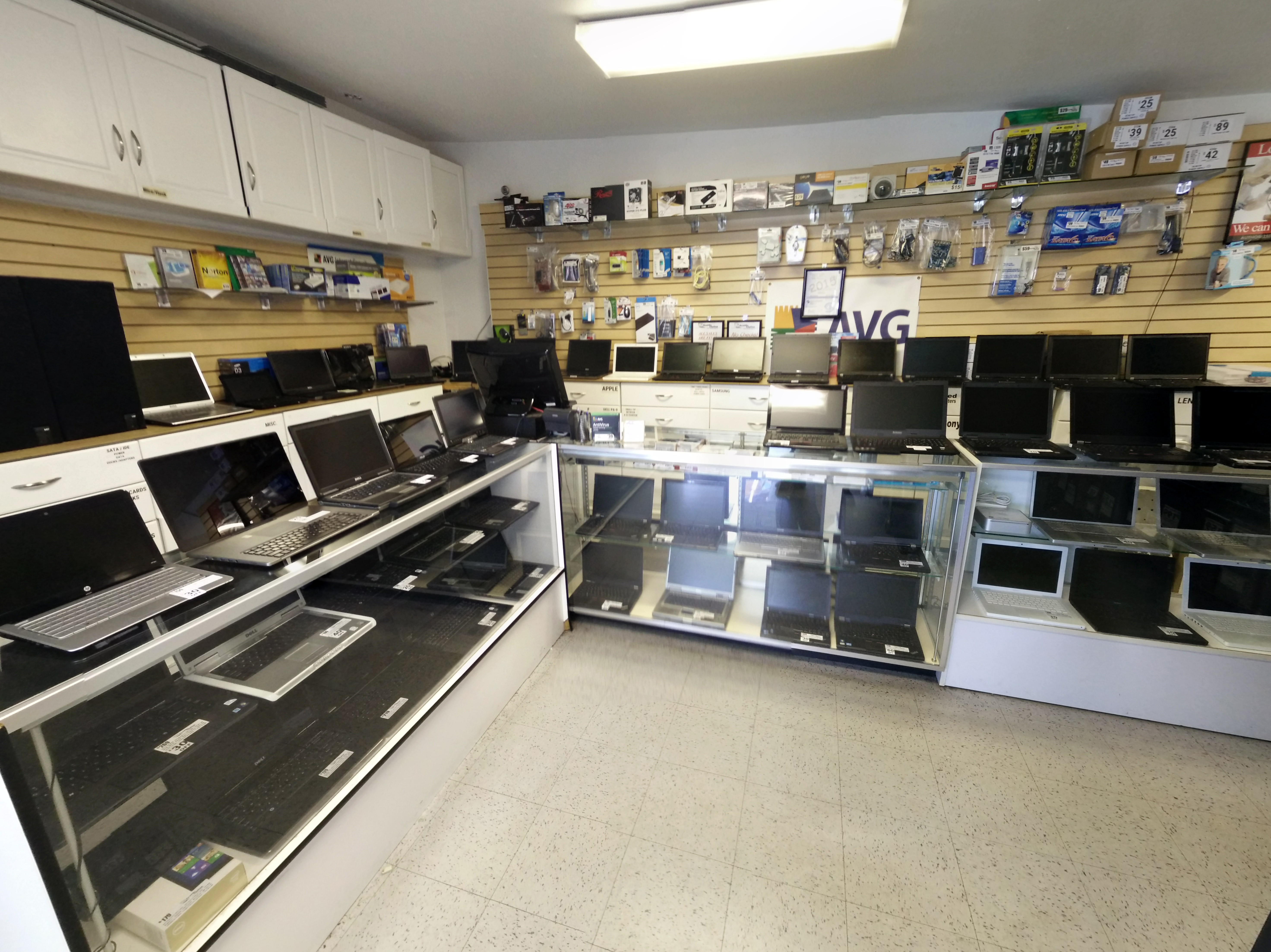 Hundreds of Used Laptops For Sale