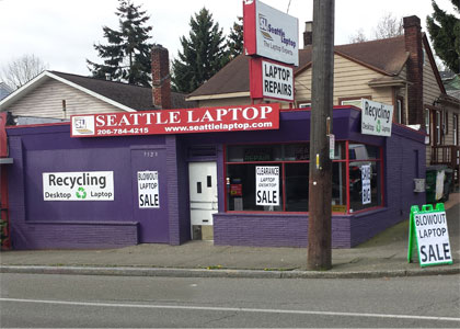 Seattle Laptop Repair - MacBook Repair in Seattle